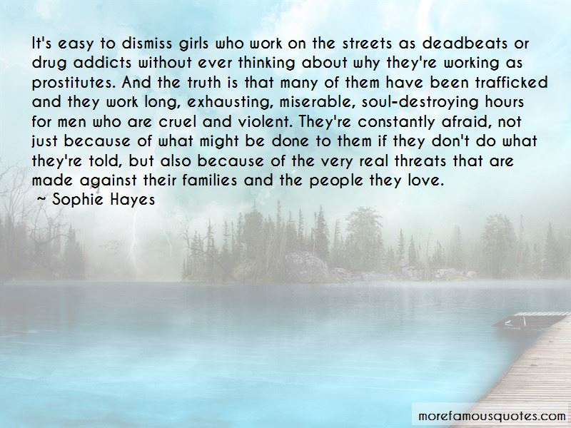 Sophie Hayes Quotes Pictures 3