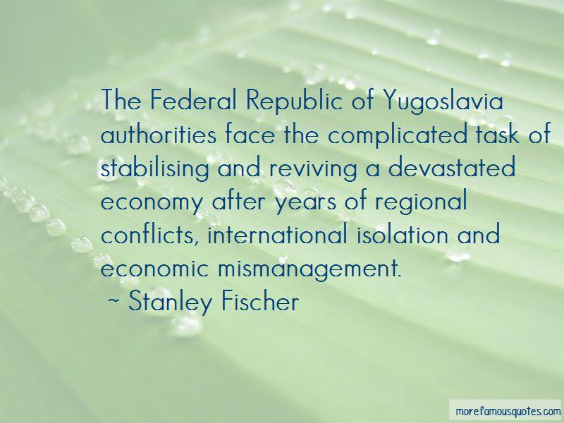 Stanley Fischer Quotes Pictures 2