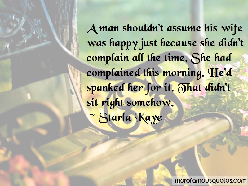 Starla Kaye Quotes Pictures 2