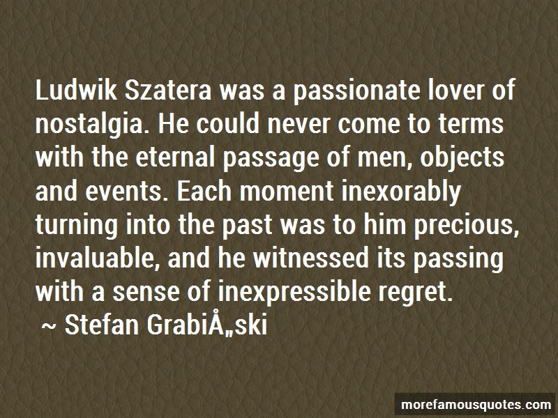 Stefan Grabinski Quotes Pictures 2