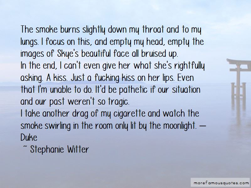Stephanie Witter Quotes Pictures 3