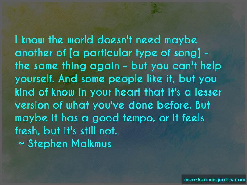 Stephen Malkmus Quotes Pictures 3