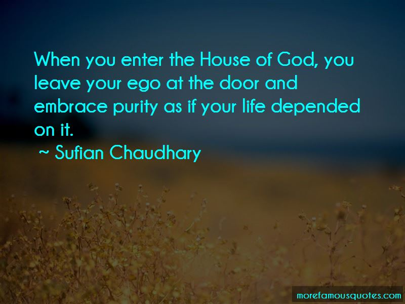 Sufian Chaudhary Quotes