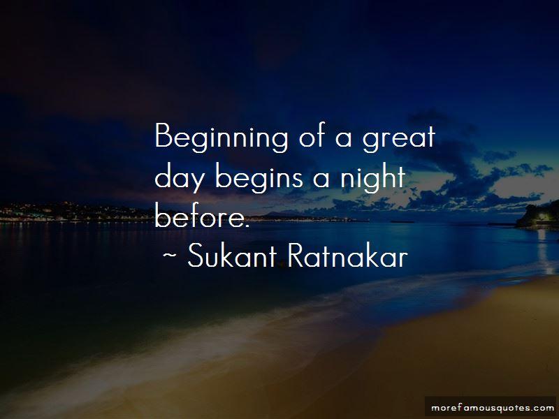Sukant Ratnakar Quotes