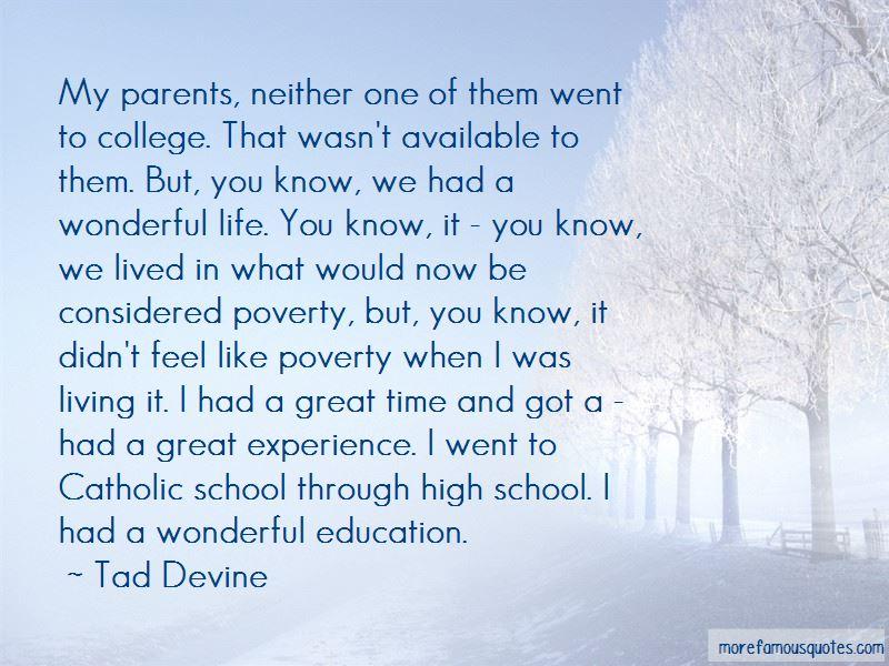 Tad Devine Quotes Pictures 3