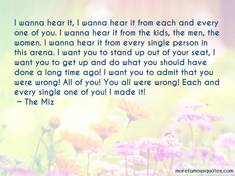 The Miz Quotes Pictures 2