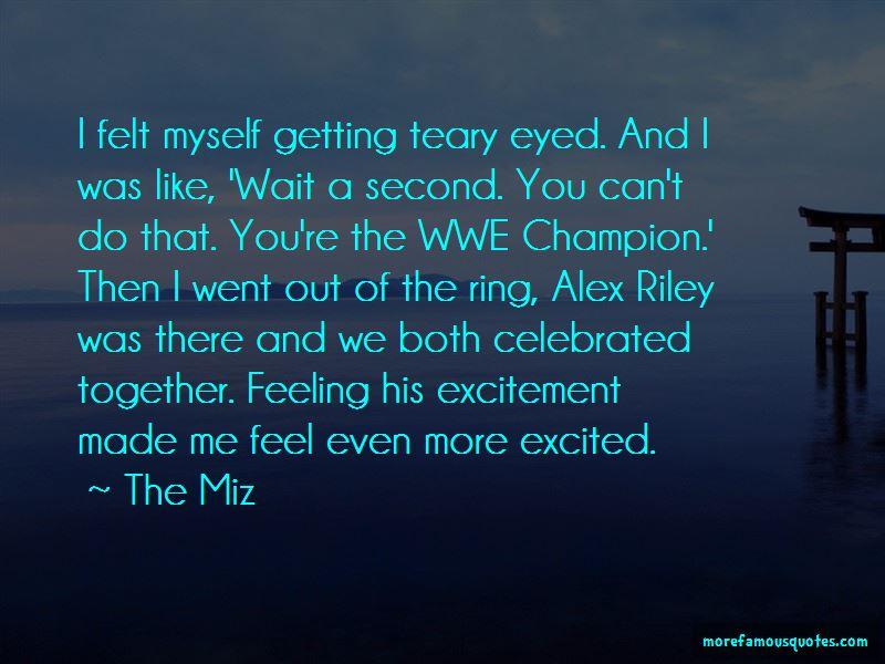 The Miz Quotes Pictures 3