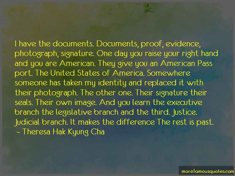 Theresa Hak Kyung Cha Quotes