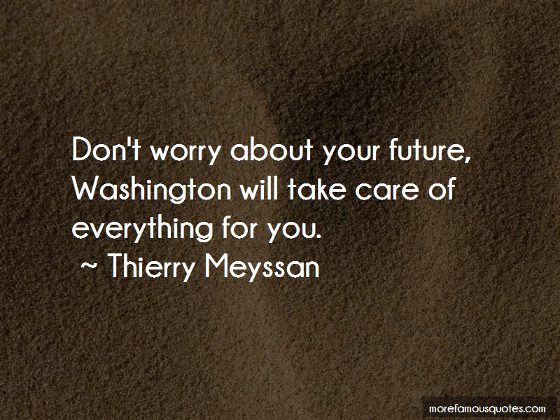 Thierry Meyssan Quotes