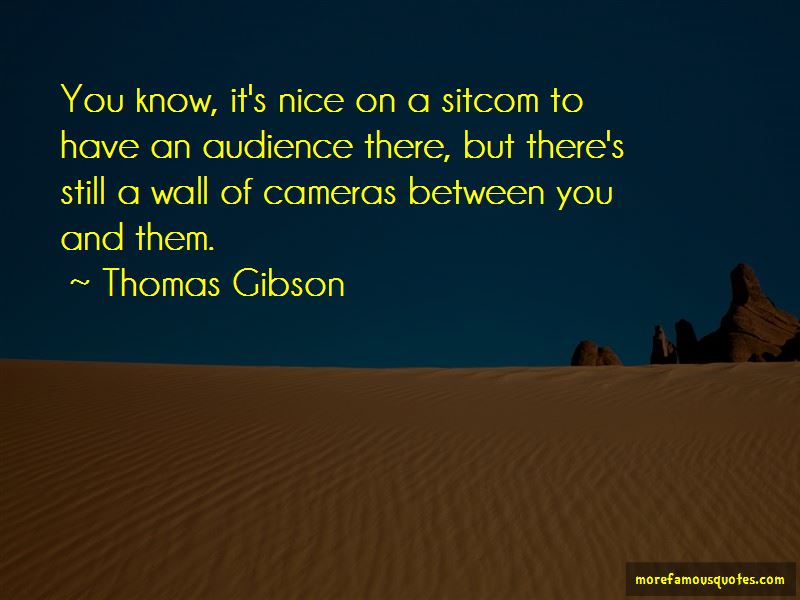 Thomas Gibson Quotes Pictures 3