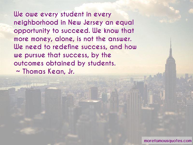 Thomas Kean, Jr. Quotes Pictures 4