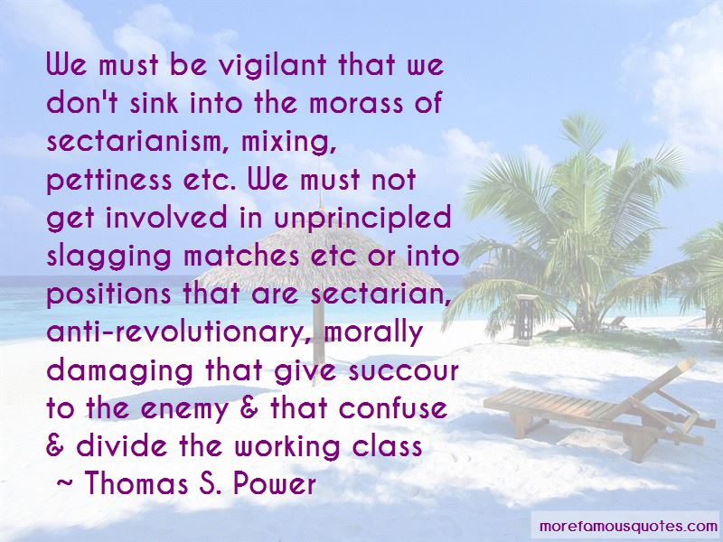 Thomas S. Power Quotes Pictures 2
