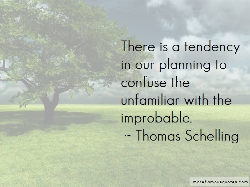 Thomas Schelling Quotes Pictures 3