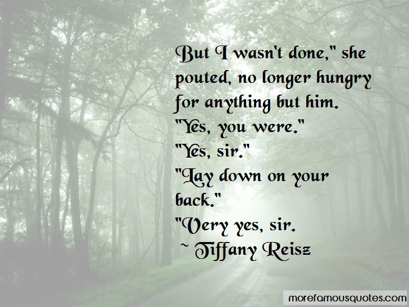 Tiffany Reisz Quotes Pictures 4