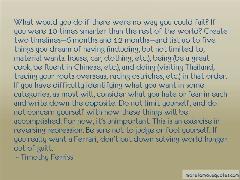 Timothy Ferriss Quotes Pictures 3