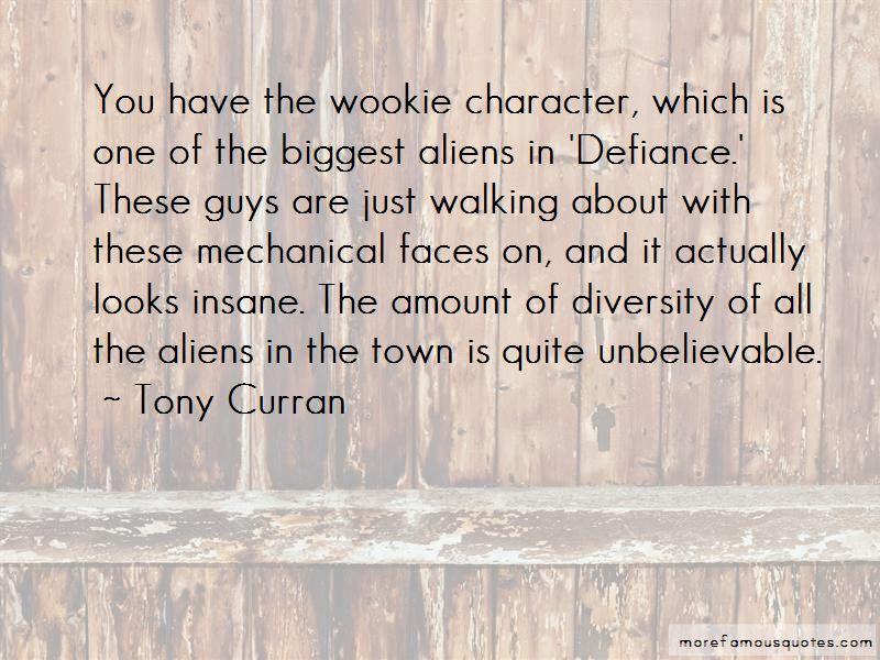 Tony Curran Quotes Pictures 4