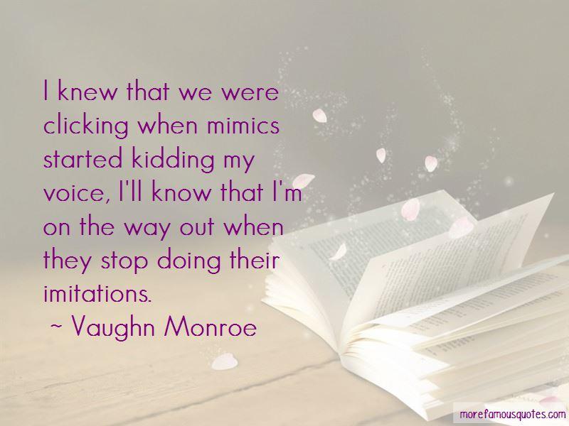 Vaughn Monroe Quotes Pictures 4