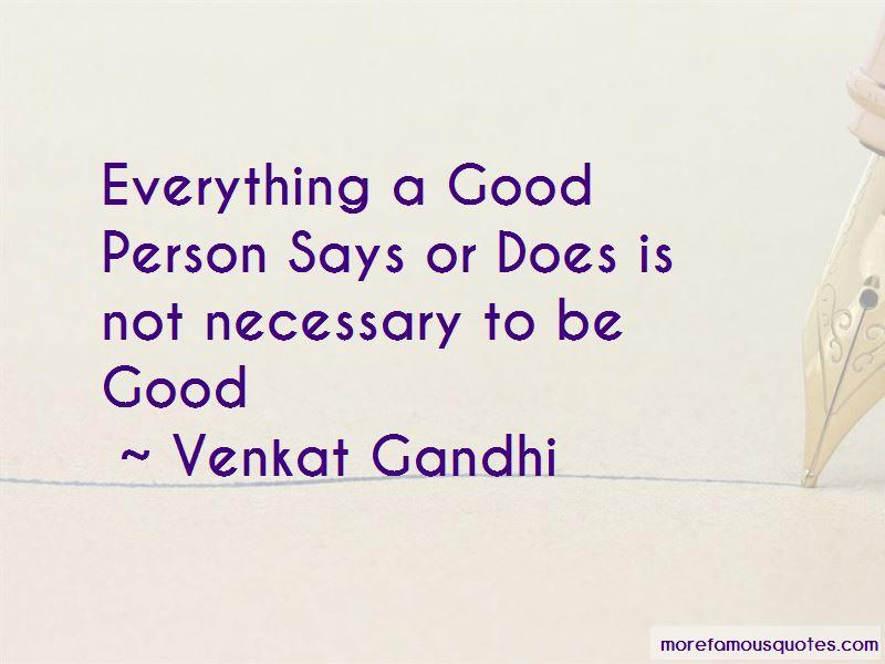 Venkat Gandhi Quotes Pictures 3