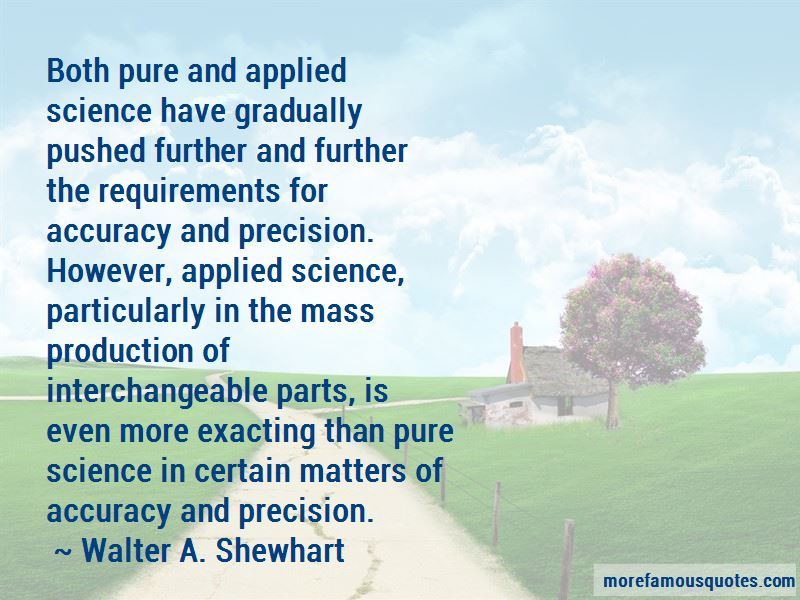 Walter A. Shewhart Quotes Pictures 3