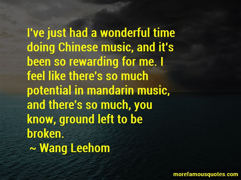 Wang Leehom Quotes Pictures 4