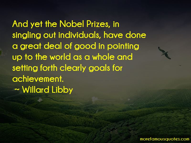 Willard Libby Quotes Pictures 4