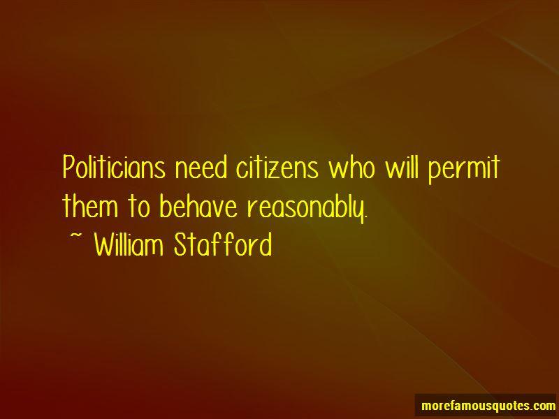 William Stafford Quotes Pictures 2