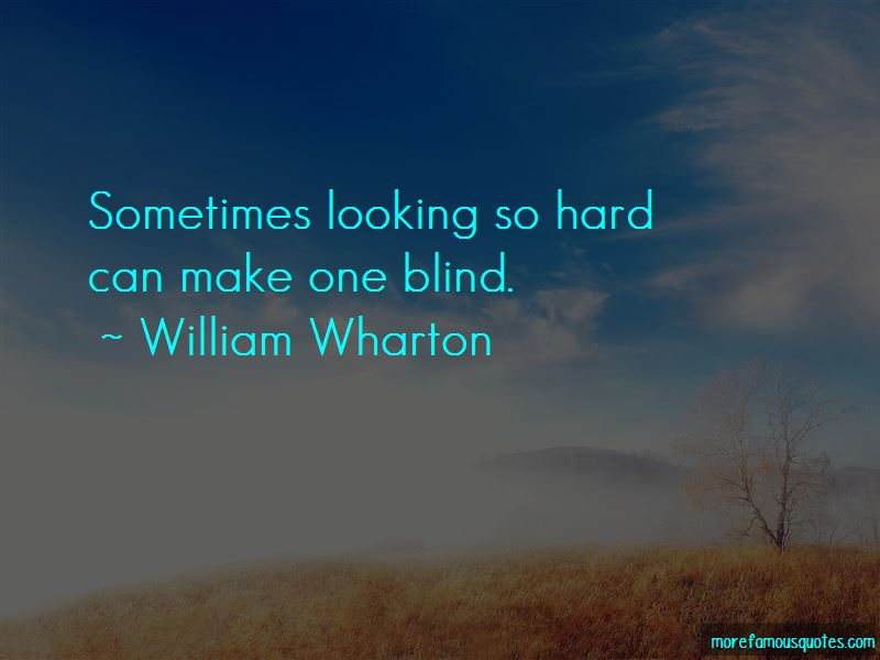 William Wharton Quotes Pictures 2