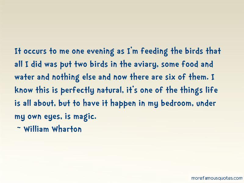 William Wharton Quotes Pictures 3