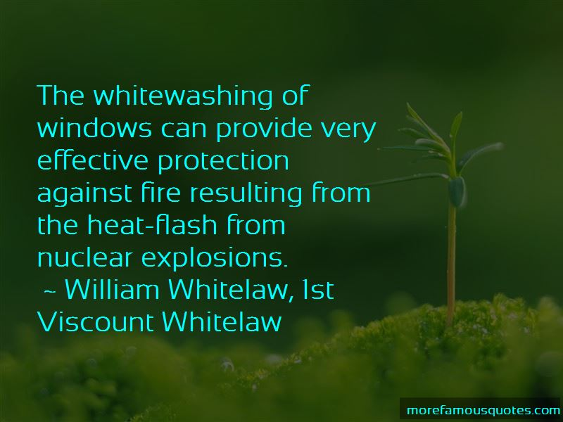 William Whitelaw, 1st Viscount Whitelaw Quotes Pictures 2