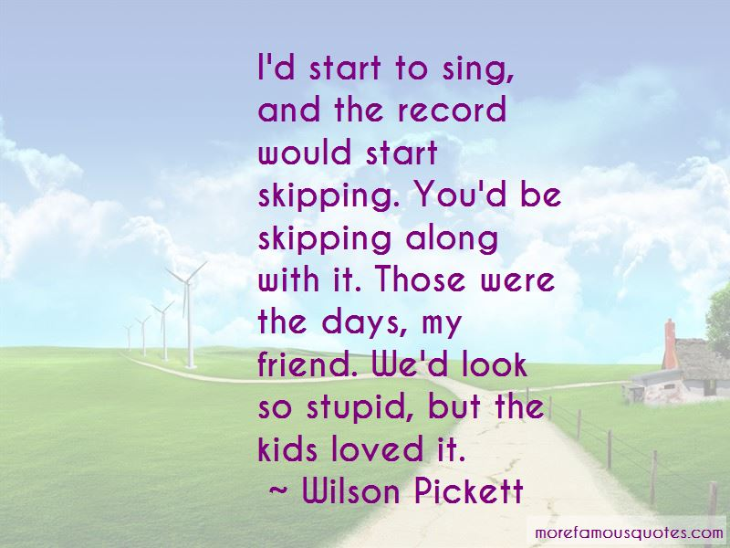Wilson Pickett Quotes Pictures 2