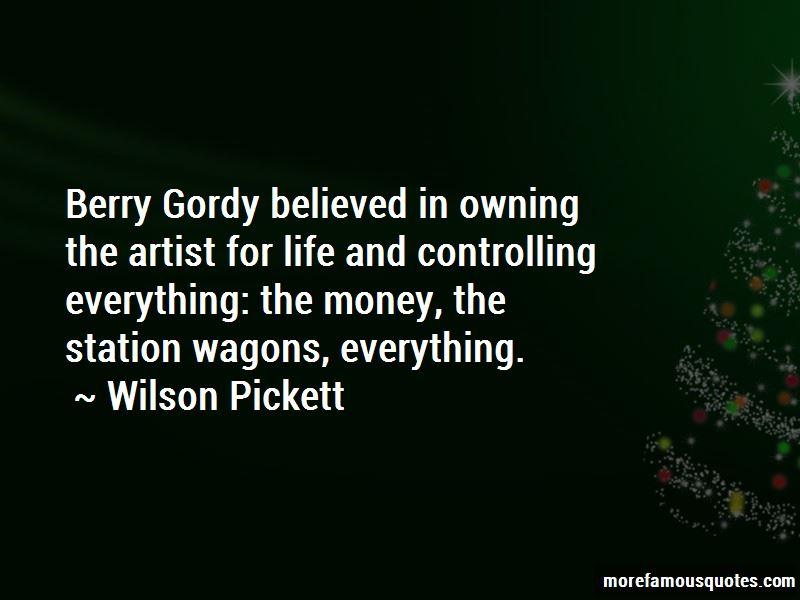 Wilson Pickett Quotes