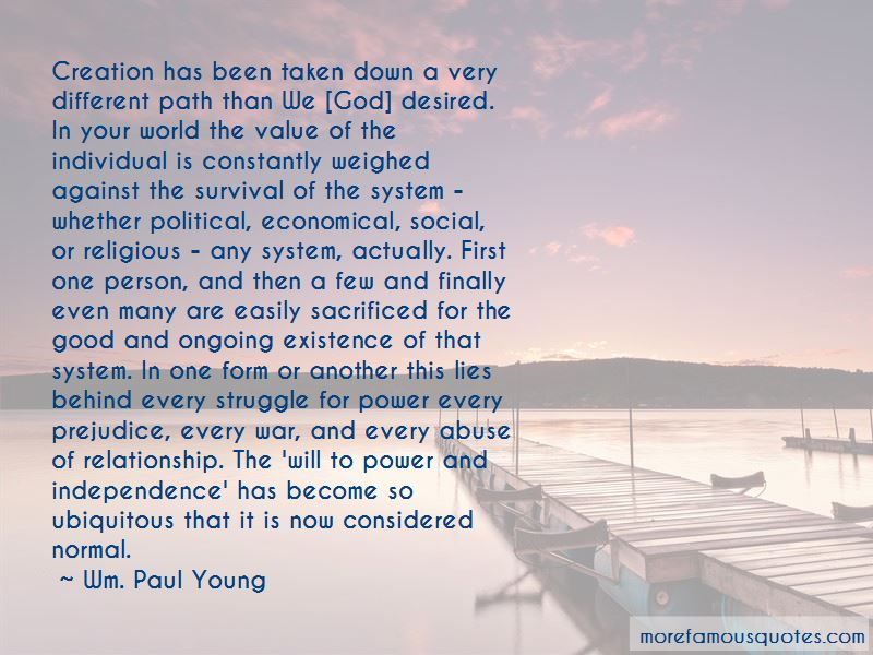 Wm. Paul Young Quotes Pictures 3