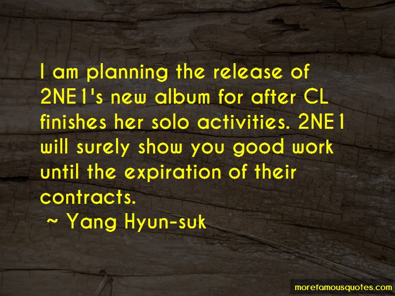 Yang Hyun-suk Quotes Pictures 2