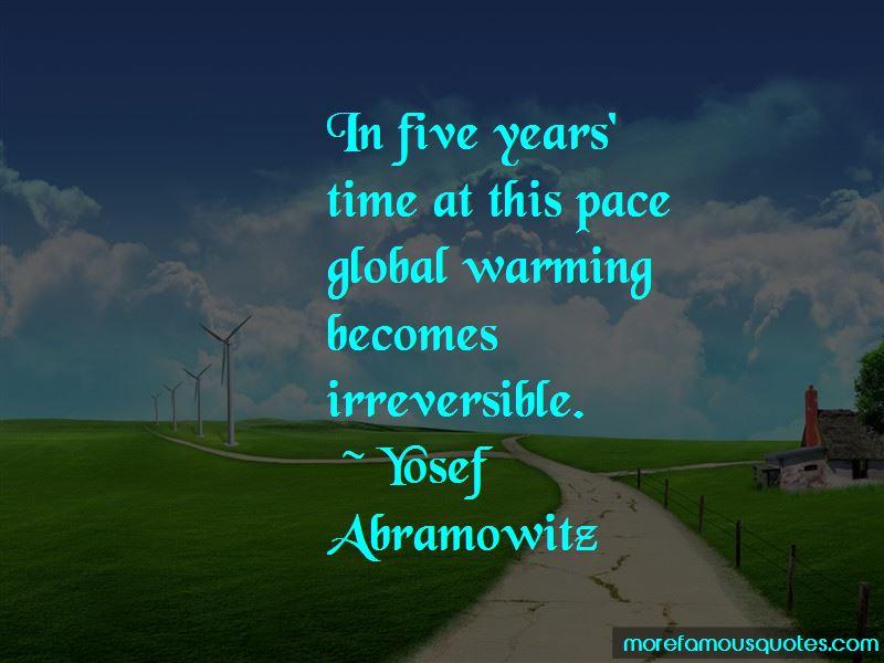 Yosef Abramowitz Quotes Pictures 2