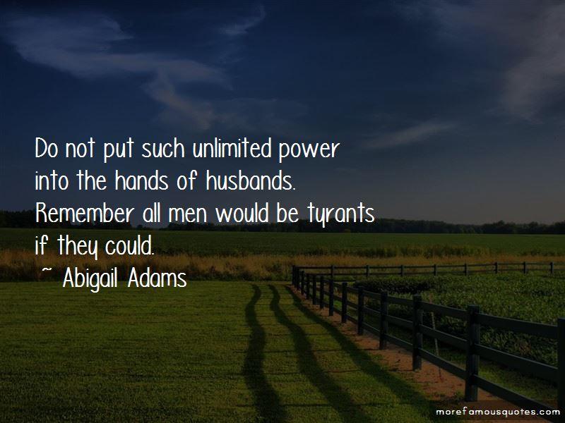 Abigail Adams Quotes Pictures 2