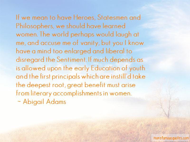 Abigail Adams Quotes Pictures 4