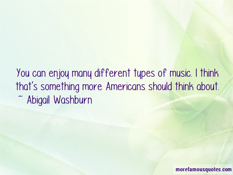 Abigail Washburn Quotes Pictures 2