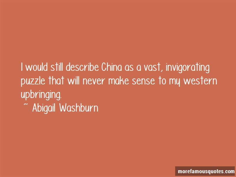 Abigail Washburn Quotes Pictures 4