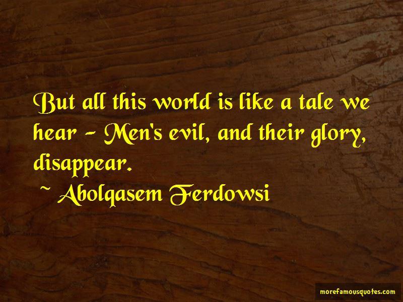 Abolqasem Ferdowsi Quotes Pictures 3