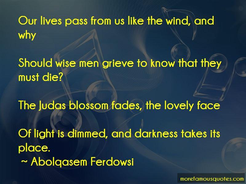 Abolqasem Ferdowsi Quotes Pictures 4