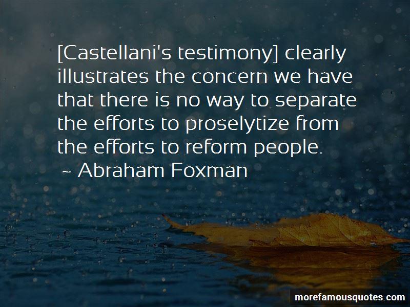 Abraham Foxman Quotes Pictures 2