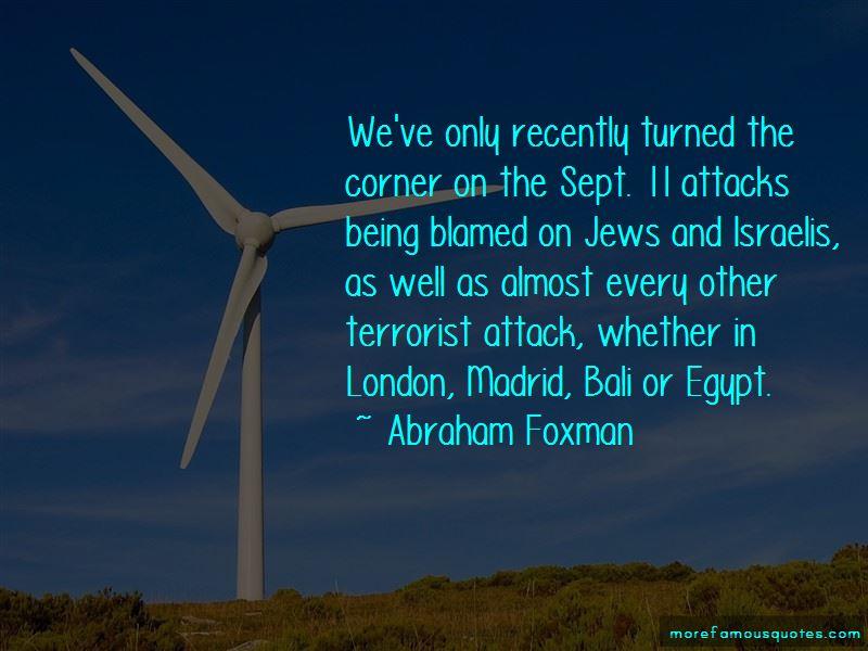 Abraham Foxman Quotes Pictures 3