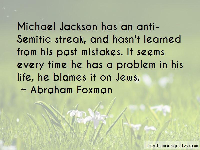 Abraham Foxman Quotes