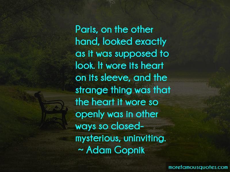 Adam Gopnik Quotes Pictures 3
