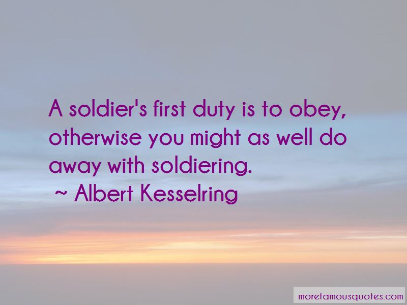 Albert Kesselring Quotes Pictures 2