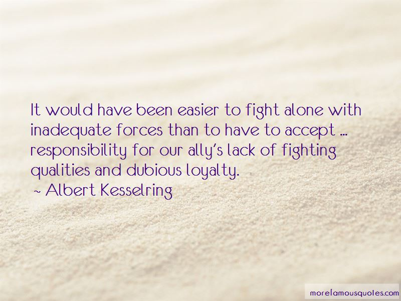 Albert Kesselring Quotes Pictures 3