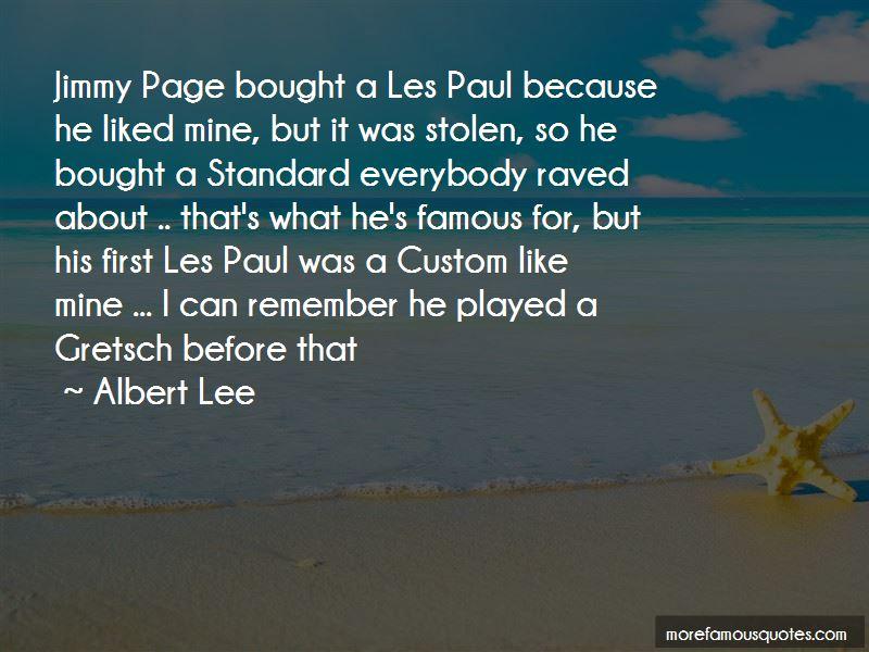 Albert Lee Quotes Pictures 2