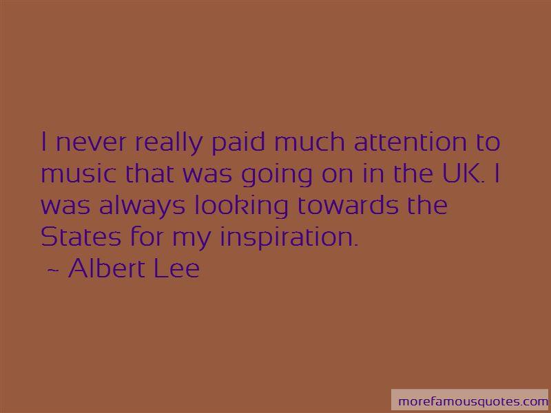 Albert Lee Quotes Pictures 3