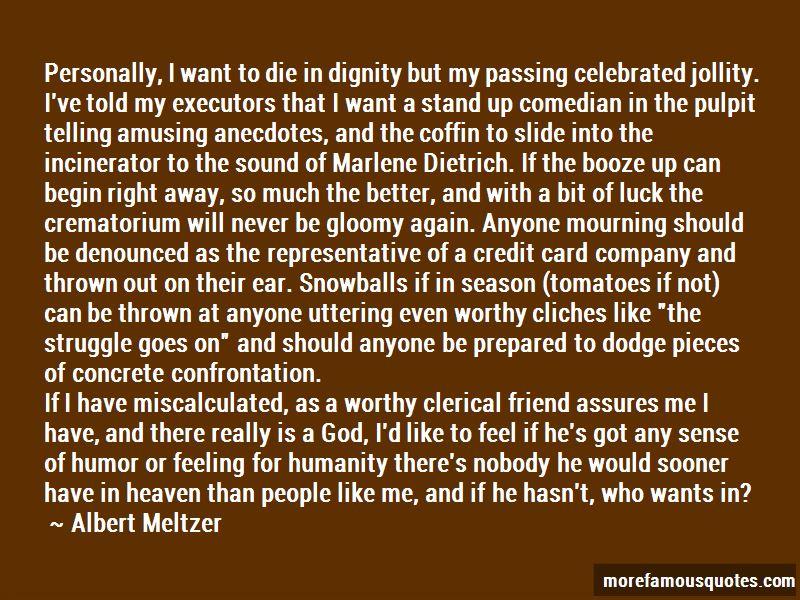 Albert Meltzer Quotes Pictures 3