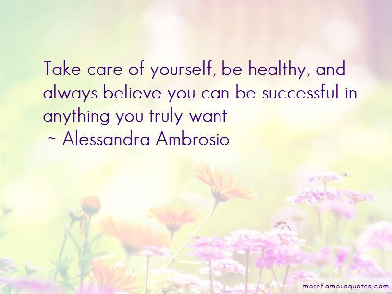Alessandra Ambrosio Quotes Pictures 2